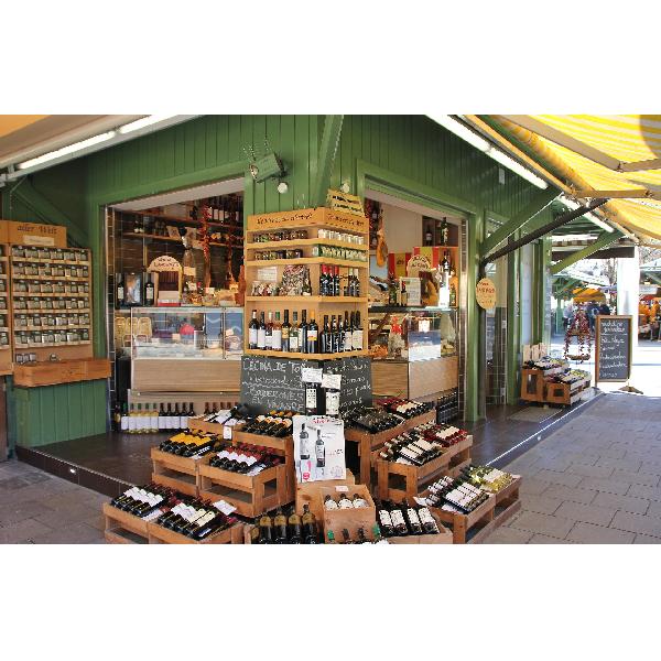 Kleine Läden in der Nähe